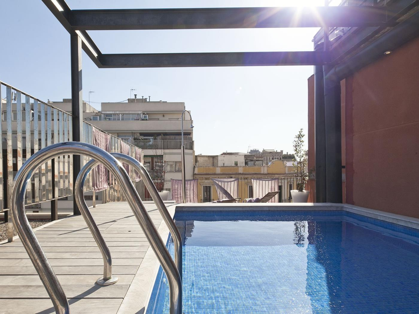 Swimming Pool Apartment near the Born - My Space Barcelona Mieszkanie