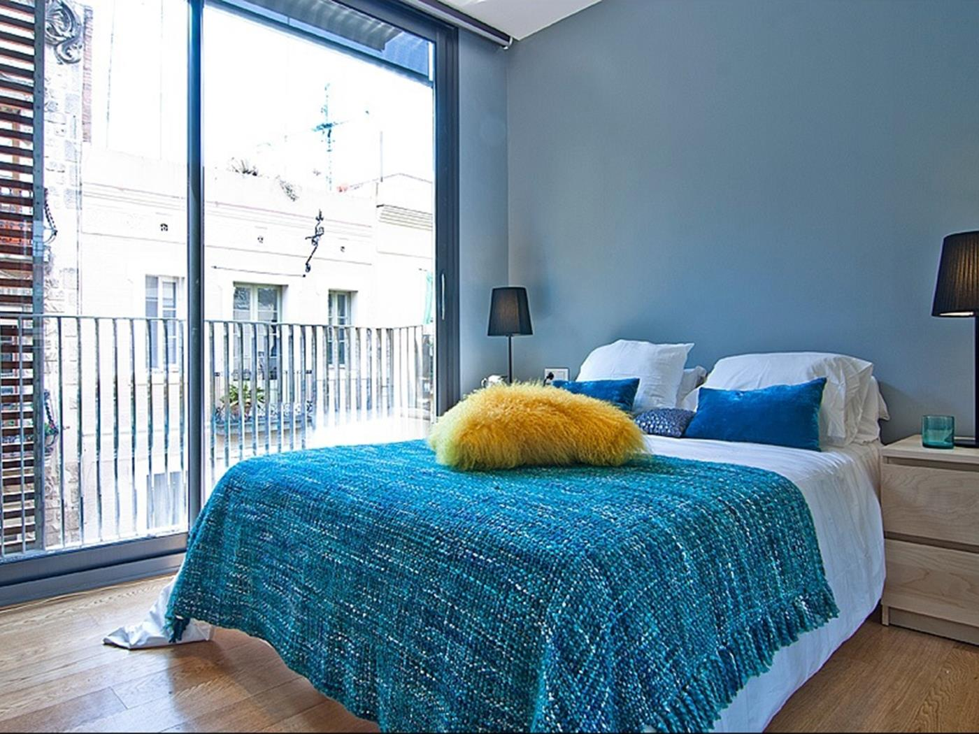 Apartment with Terrace and Pool in Sagrada Familia - My Space Barcelona Mieszkanie