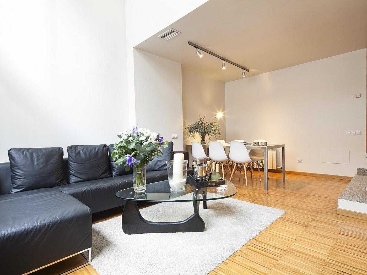 Best Location, near the City Center in Barcelona - My Space Barcelona Mieszkanie