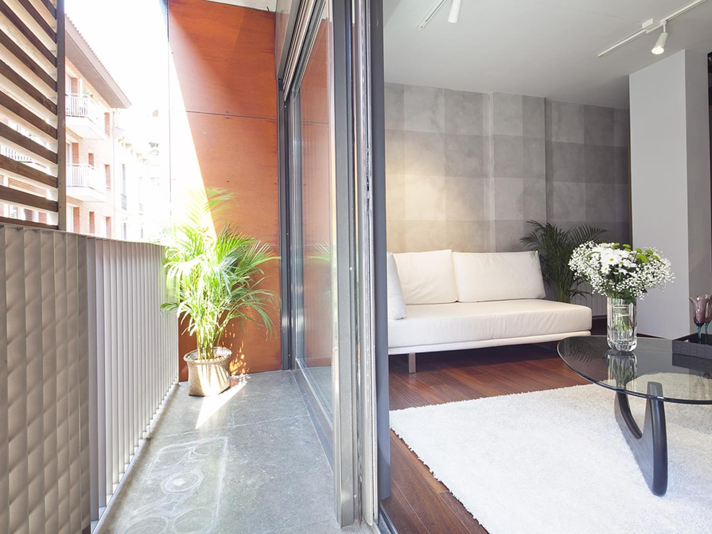 Penthouse with Terrace and Pool near City Center - My Space Barcelona Mieszkanie
