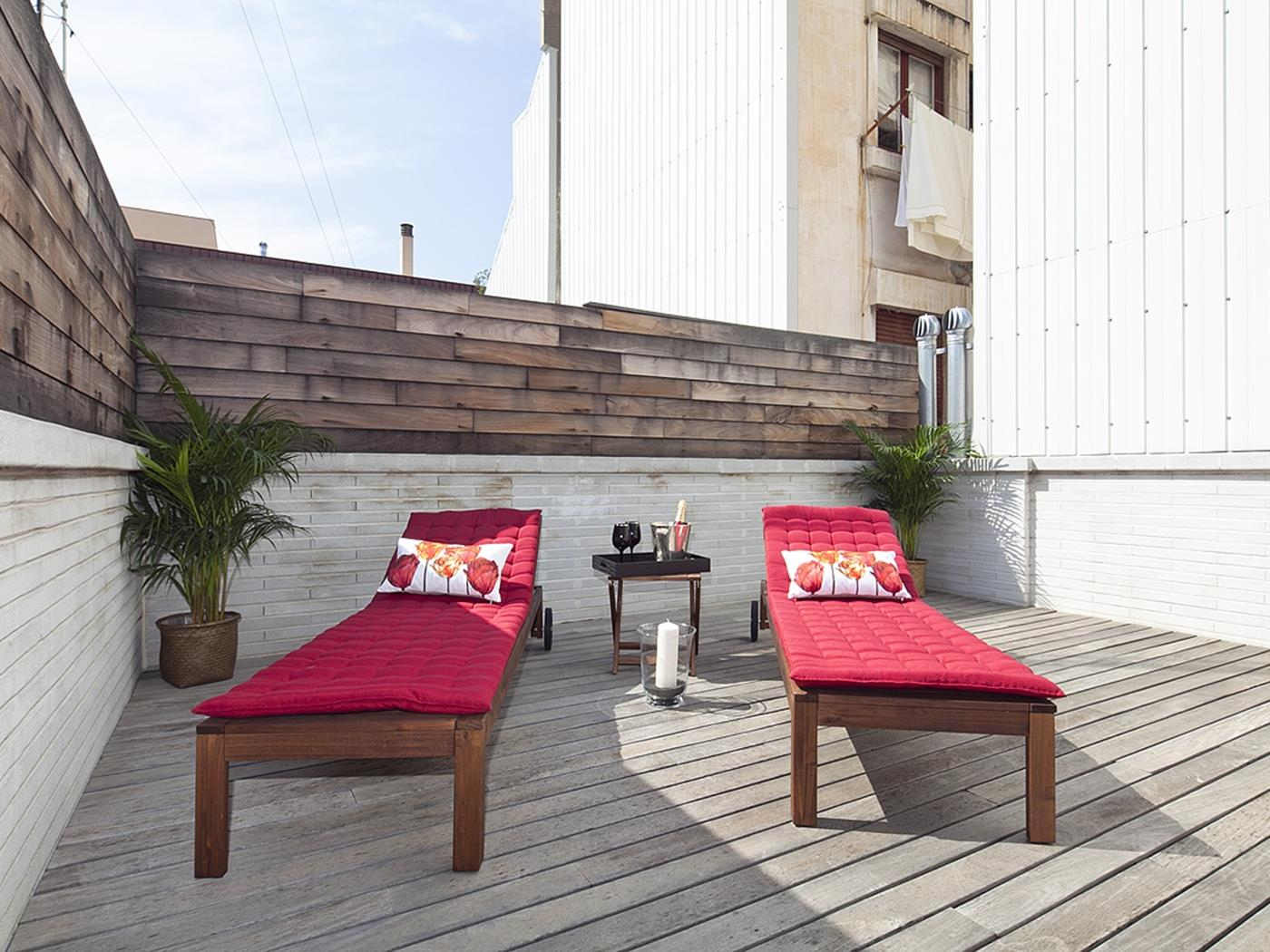 Gràcia Penthouse with Terrace and Swimming Pool - My Space Barcelona Mieszkanie